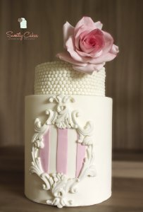 Gâteau baroque