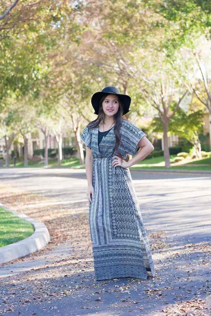 Designer Stitch The Gypsy Dress Crossover Bodice