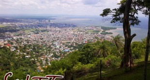 Sightseeing .... Fort George hillside view in sweet T&T for Sweet TnT Magazine, Culturama Publishing Company, for news in Trinidad, in Port of Spain, Trinidad and Tobago, with positive how to photography.