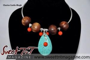 Necklace by Cherise Castle-Blugh