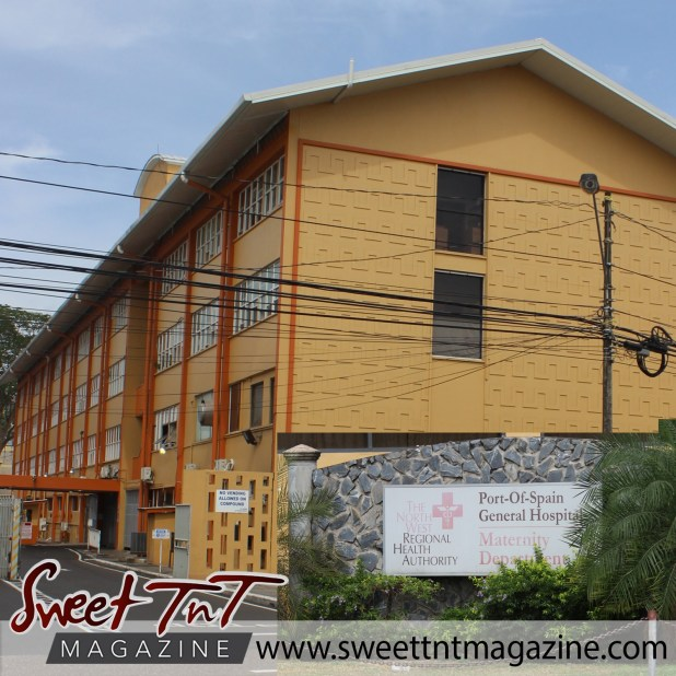 Short story - The Messenger. Port of Spain General Hospital, Maternity Department.