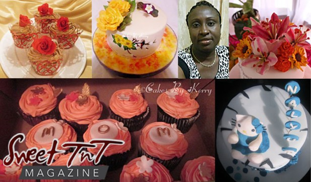 Cake Decorating Course Trinidad : Cake decorating is my passion - Sweet TnT Magazine