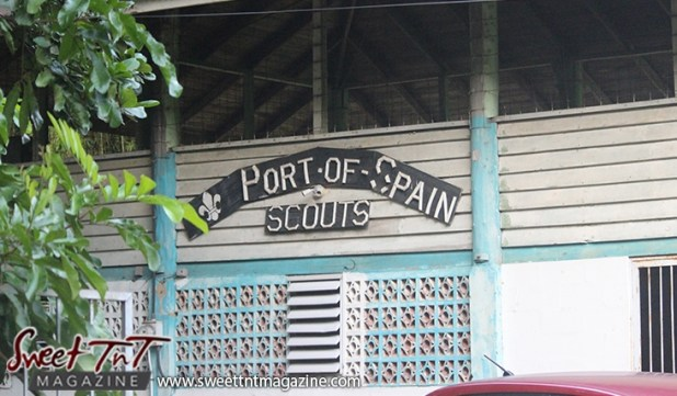 Port of Spain scouts on Lady Chancellor Hil for story original outdoor gym in Sweet T&T, Sweet TnT, Trinidad and Tobago, Trini, vacation, travel