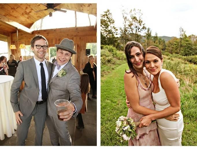40's style wedding