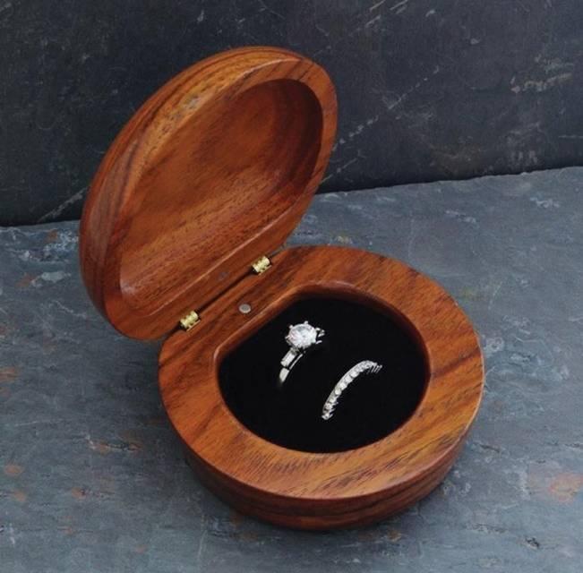 unique engagement ring boxes