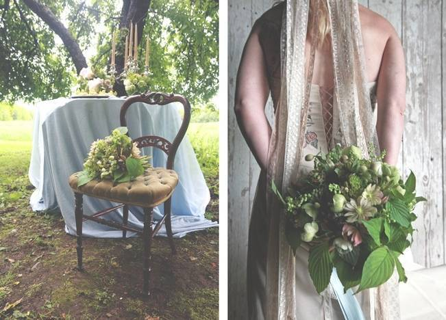 Boho Woodsy Styled Shoot {Beana Bern Photography} 10