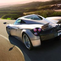 This Week's Tenner: Pagani Huayra