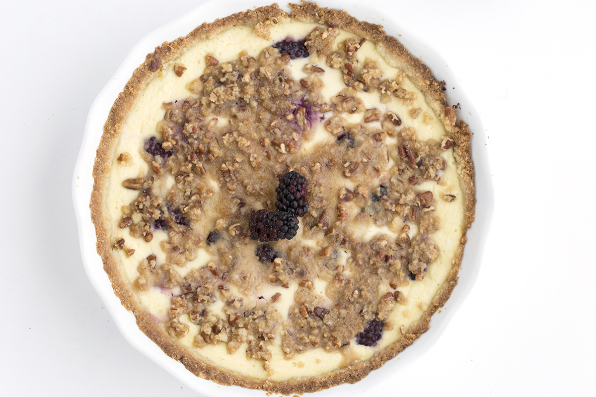 Fullsize Of Custard Pie Recipe