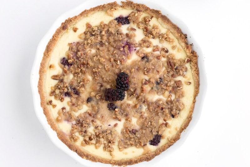 Large Of Custard Pie Recipe
