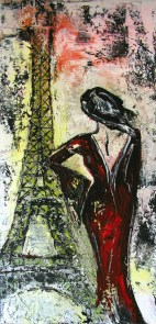 Swetlana Federmann - Bonjour Paris