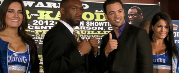 Countdown to Austin Trout vs. Delvin Rodriguez- Final Press Conference