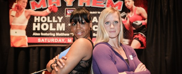 Holly Holm to Face Mary McGee May 11