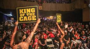 "King Of The Cage ""Driven"" Set For December 7th Inside Ute Mountain Casino"