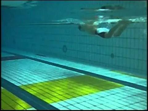 初心者でも泳げるようになるバタフライ
