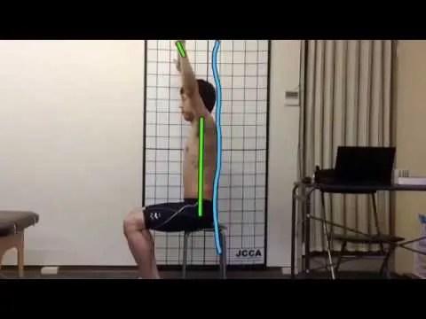 あなたの胸郭・肩甲帯は機能的に動いてますか? オーバーヘッドテストでチェック!