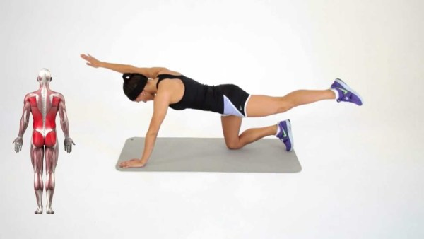 身体を安定させたまま、泳ぐ為のトレーニング方法