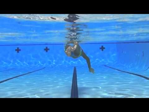 陸上で上手くなろう!陸での練習から泳ぎに繋げる方法
