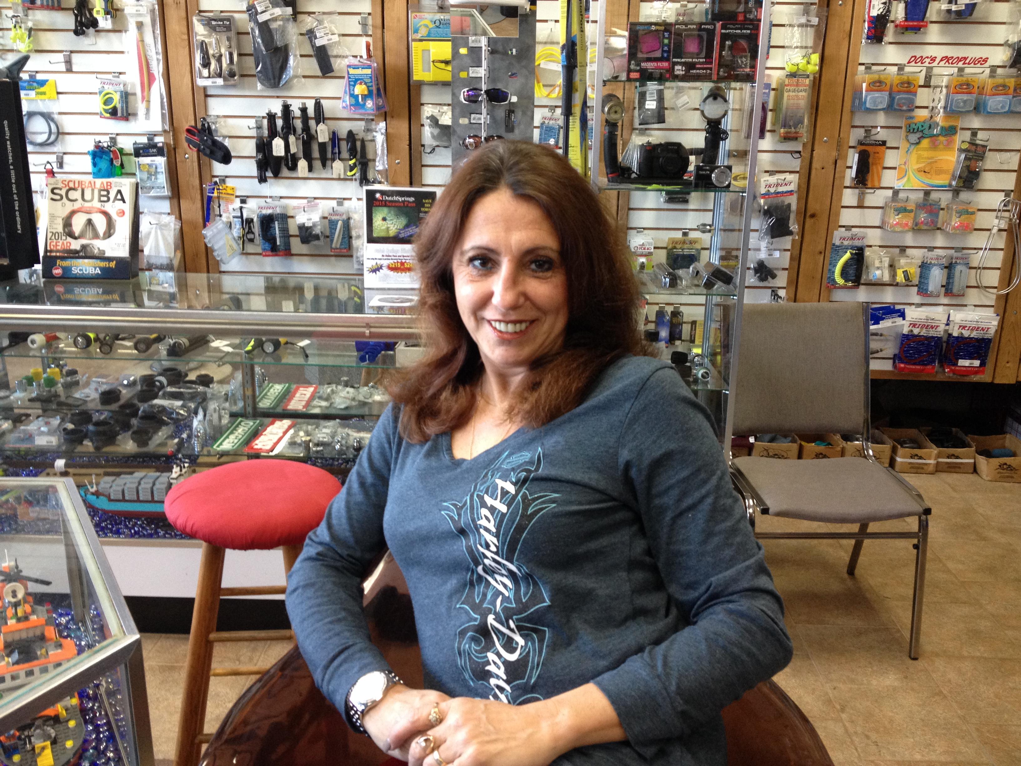 Eileen Scigliano – Aerobics Instructor