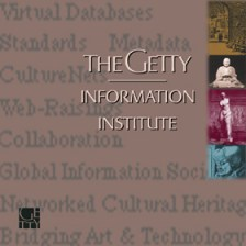 Getty Information Institute CD-Rom, Version 2