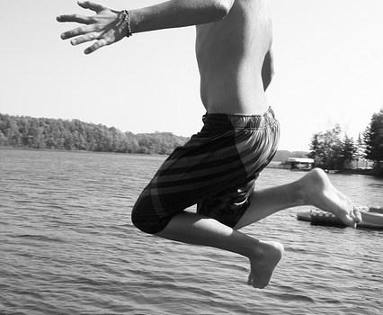 Swimming Game – True or False