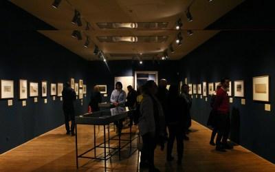 Vernisáž výstavy Z akadémie do prírody. Podoby krajinomaľby v strednej Európe 1860 – 1890 vo fotografiách