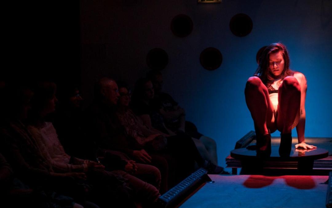 Žižkovská noc prinesie aj divadelné predstavenie SAUDADE od slovenskej choreografky Alice Minar