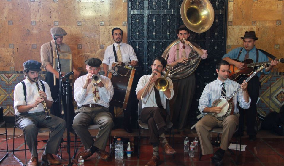 The Best Local Bands to Swing Dance To