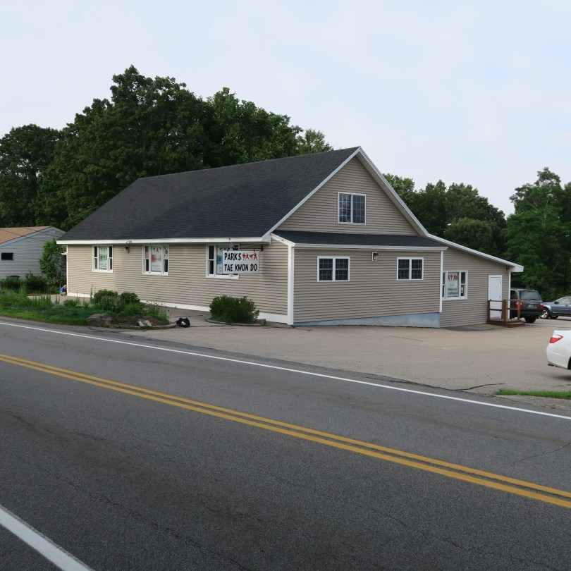Located on Peverly Hill Road in Portsmouth, the dojang is convenient to Route 1 and I95 and has a large  parking area.