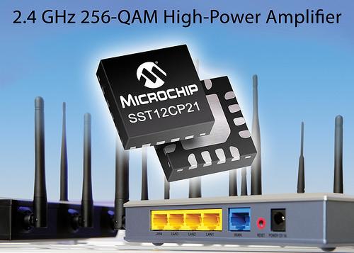 2.4GHZ-Microchip-High-Power