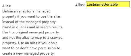 Add Alias