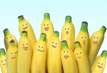 Food and Body Parts – Bananas
