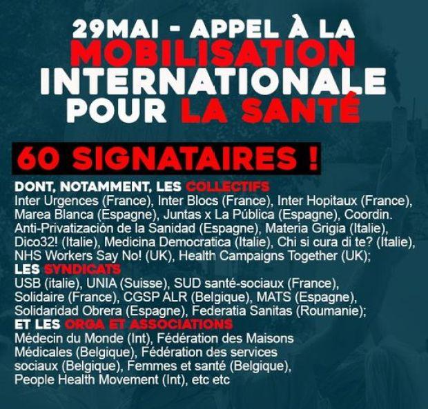 29 mai santé mondiale