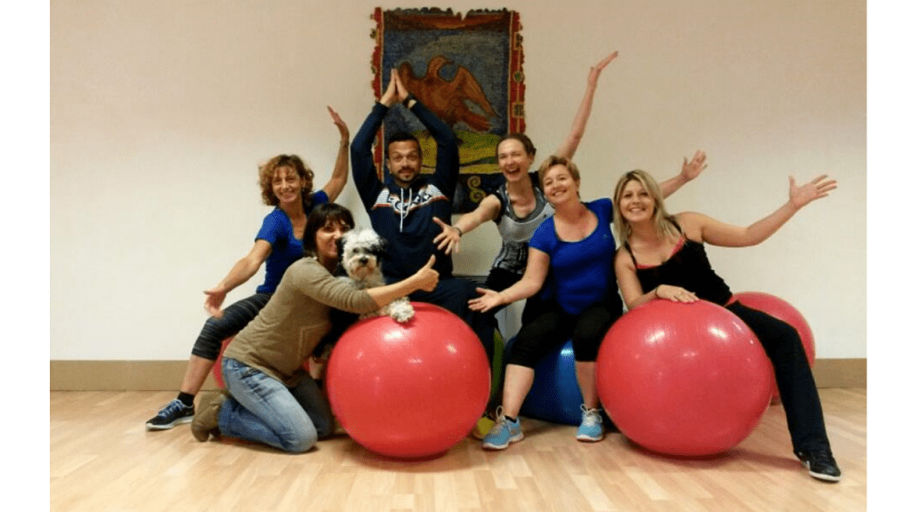 Formation Postural Ball