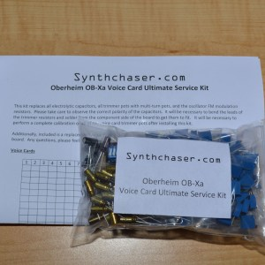 Oberheim OB-Xa Voice Card Ultimate Service Kit