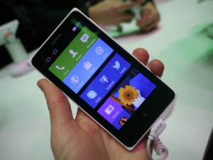 Nokia X Specifications