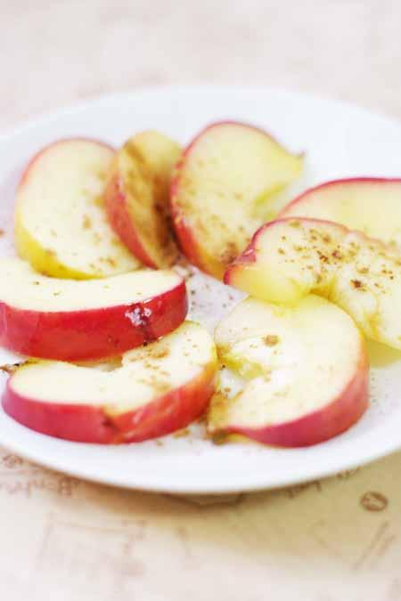 焼きリンゴ450