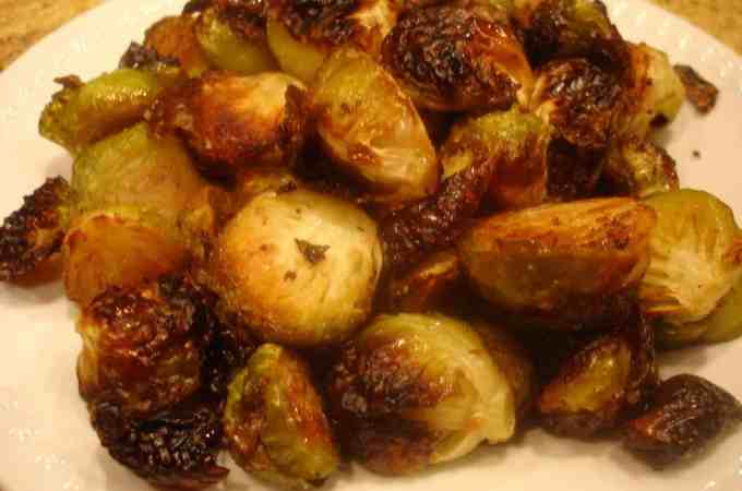 roasted brussel sprouts, sloppy joes 003