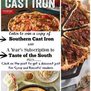 Southern Cast Iron Giveaway and More!