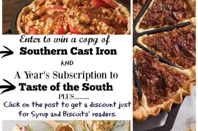 Southern Cast Iron collage