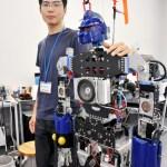 ロボットニュース:東京オリンピックの聖火ランナーロボット間に合うか!!
