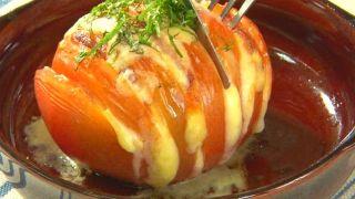 この差って何ですか トマトの差!『トマトの丸ごとオーブン焼き』作り方レシピ!