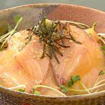 ジョブチューン『漬けカンパチ丼&出汁』の作り方レシピ!カンパチ漁師オススメ絶品料理!