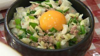 メレンゲの気持ち ギャル曽根『かさまし餃子丼』の作り方レシピ!