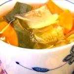ファイトケミカルの効果&摂取方法!ハーバード式野菜スープレシピ【サタデープラス】