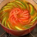 【世界一受けたい授業】アボカドとトマトの鍋レシピ!血液サラサラ効果!