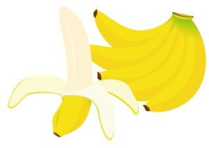 離乳食 バナナ
