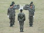 軍隊では階級が絶対である(写真/韓国陸軍公式サイトより)