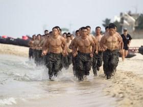 軍隊では体力トレーニングが欠かせない(写真/韓国陸軍公式サイトより)