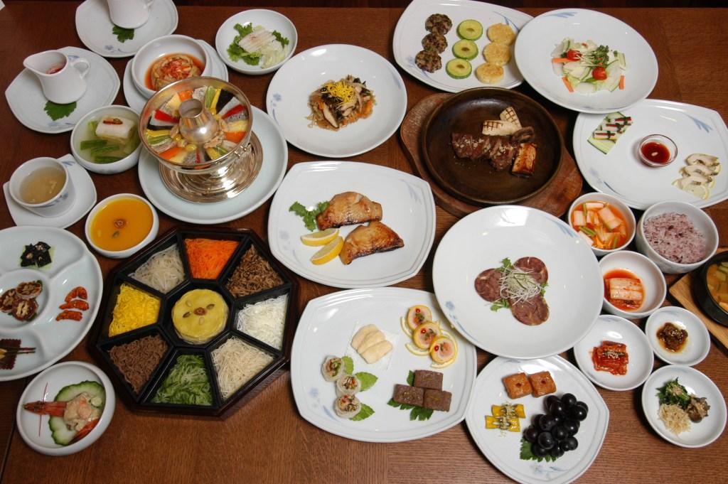 これこそが韓国の宮廷料理