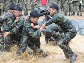 これは訓練です(写真=韓国陸軍公式サイトより)